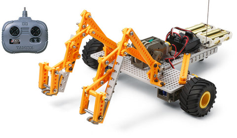 Tamiya 3ch Radio Control Robot Construction Set