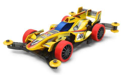 Tamiya Mini 4WD Shadow Shark Yellow Special (AR Chassis)