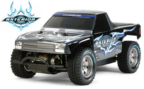 Tamiya 1/10 Asterion Off Road Truck (XV-01T chassis)