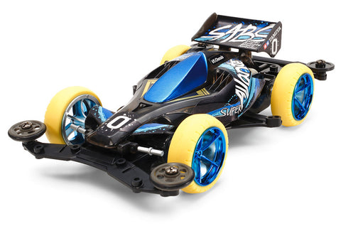 Tamiya Mini 4WD Super Avante Black Special (VS Chassis)