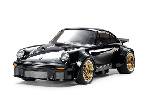NEW! Tamiya 1/10 Porsche 934 Turbo RSR Black Edition (TA02SW chassis)