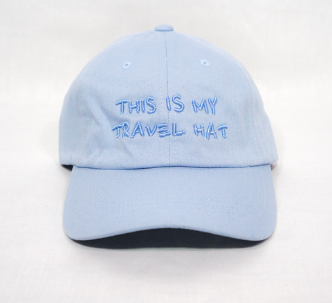 Travel Hat - Cloud