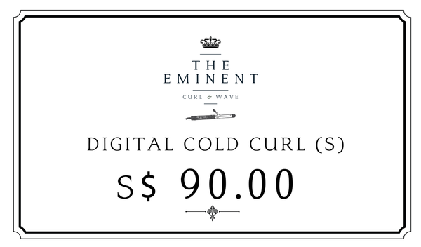 DIGITAL COLD CURL / ONLINE