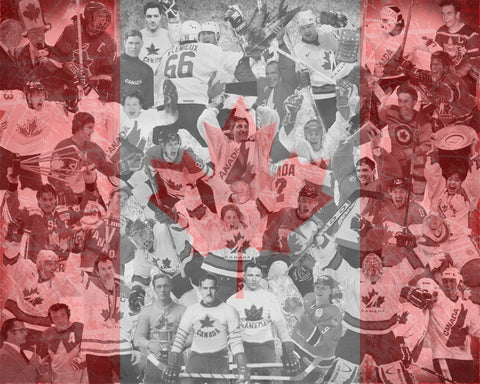 Canada's Game Limited Edition Prints
