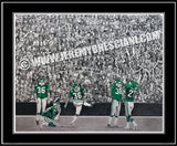 """THE KICK - The Legend Lives On"" Limited Edition Print"