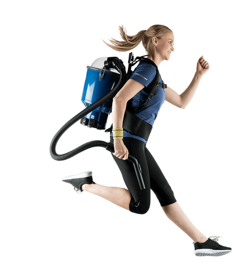 Pacvac Backpack Vacuum Cleaners Commercial Vacuum
