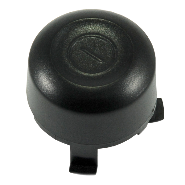 Button - On-Off - Plastic - 40mm