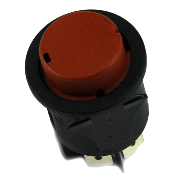Button - Safety Start - Plastic - 20mm