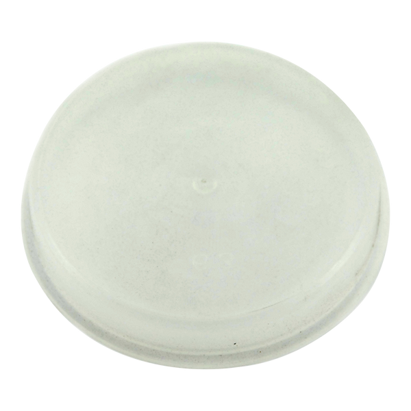 Cap - Blank - Plastic - Clear - 70mm