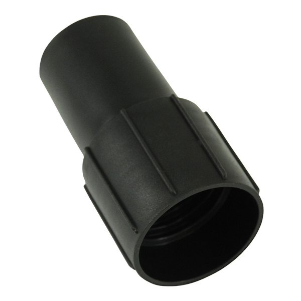 Connector - Hose - Plastic - Black - 38mm