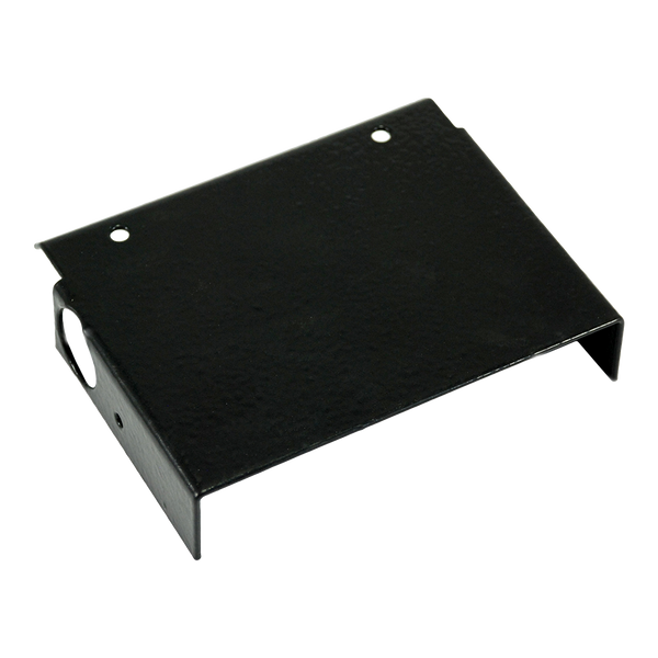 Cover - Front - Metal - 120mm