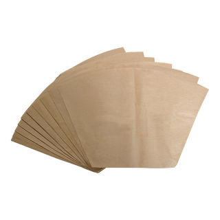 Dust Bag - Disposable - Paper - Cone - Pkt 10