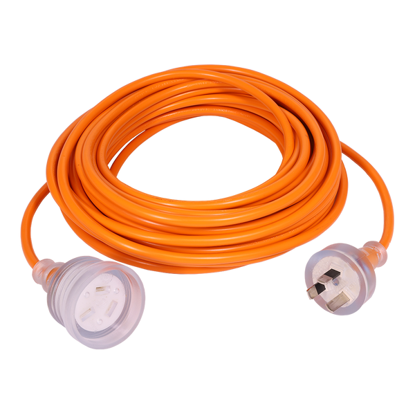 Extension Lead - 15m - 3C - Plug Type I