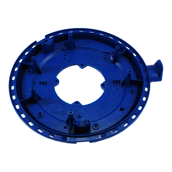 Holder - Motor - Plastic - Blue - 335mm