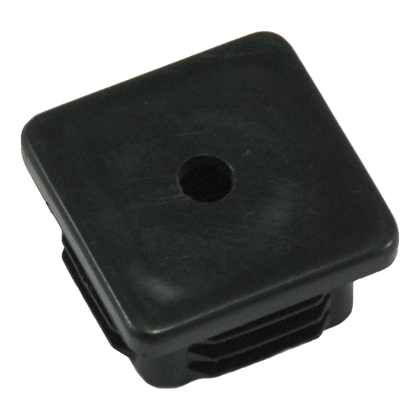 Holder - Pilot Light - Plastic - Black - 30mm