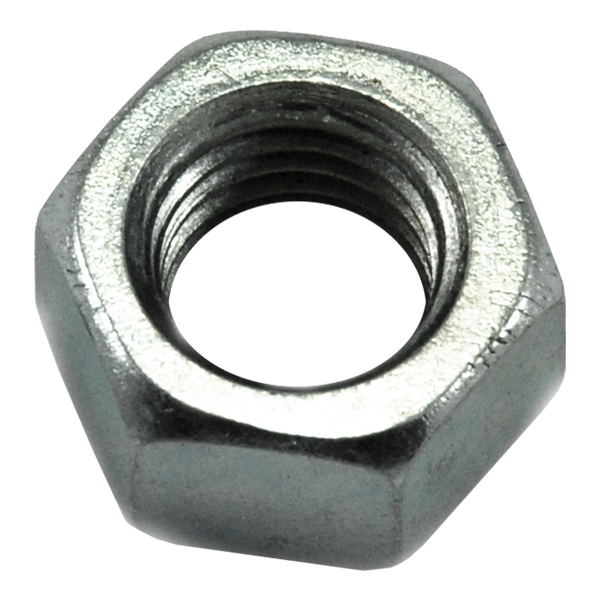 Nut - Hex - Zinc Plated - 14mm