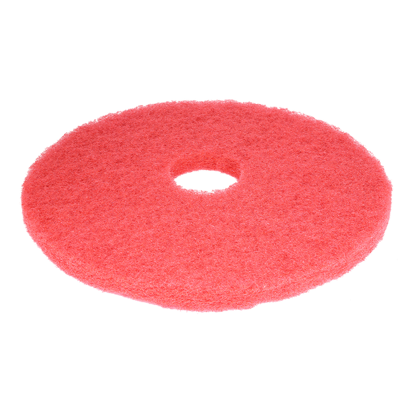 Pad - Buffing - Red - 410mm