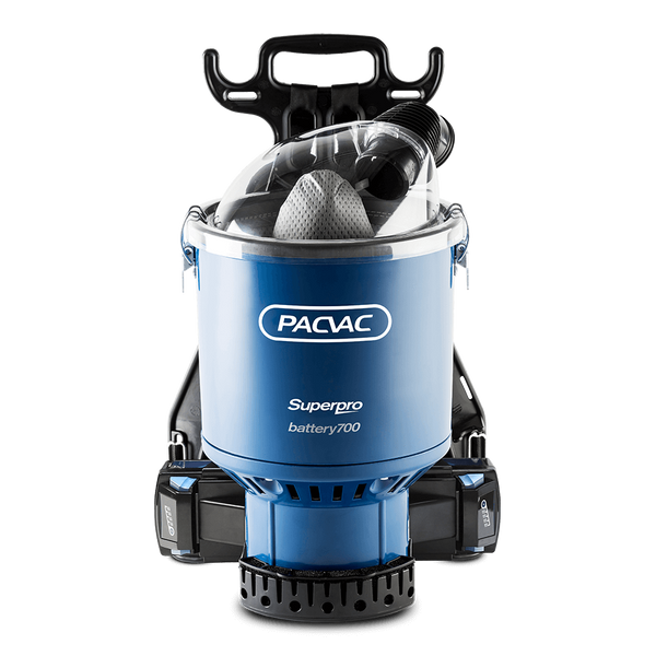 Superpro battery 700 Advanced Backpack Vacuum