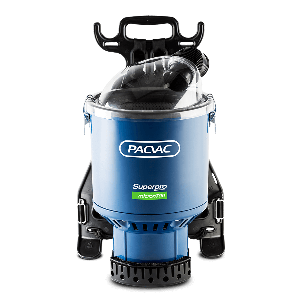 Superpro micron 700 Backpack Vacuum