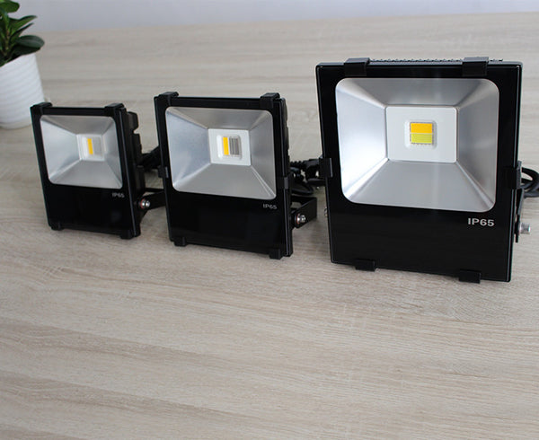 Greenbulb LED RGB-W Commercial Flood Lights