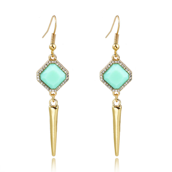 Aphrodite Spike Earrings | VaVaVoo Jewelry