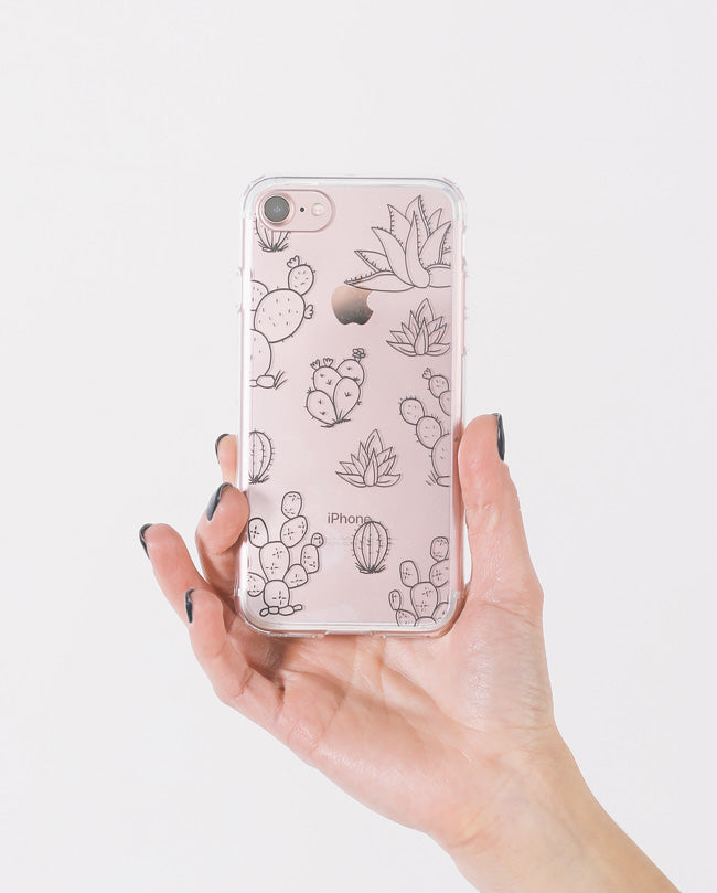 Cactus iPhone Case*