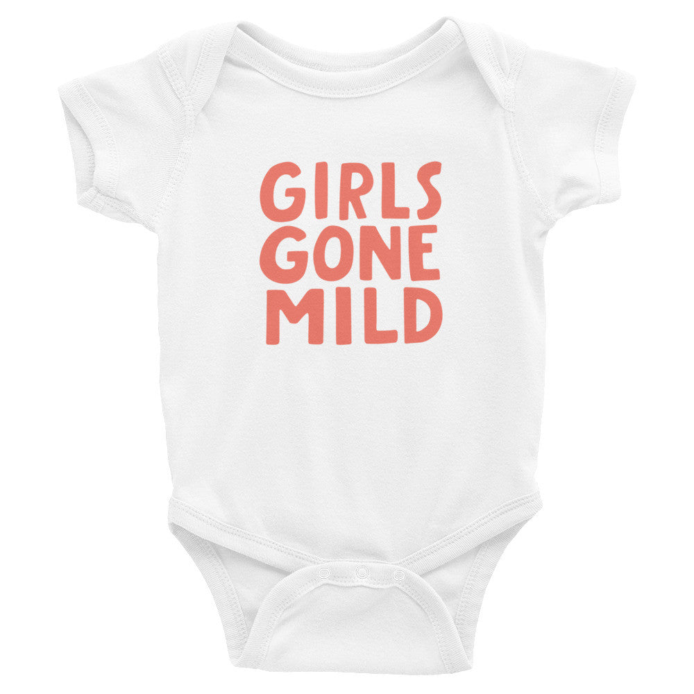 Girls Gone Mild Onesie