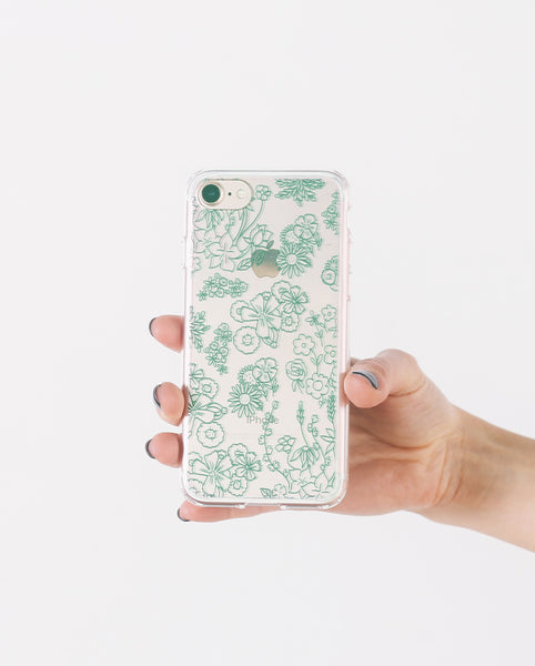 Wildflower iPhone Case*