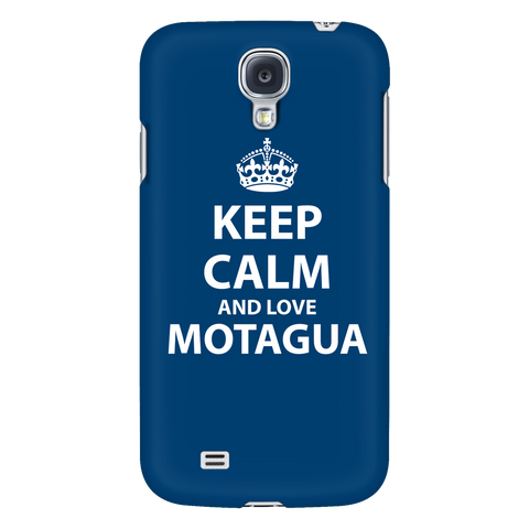Galaxy S4: Keep Calm And Love Motagua