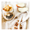 walnut & apple overnight oats