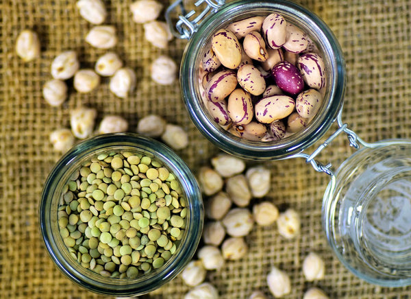 which healthy carbs to eat whole grains beans