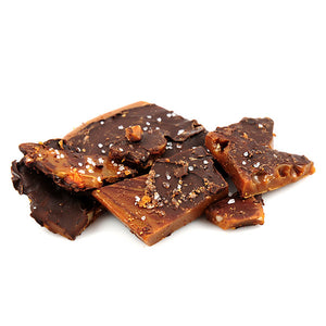 Dark Chocolate Nut Toffee