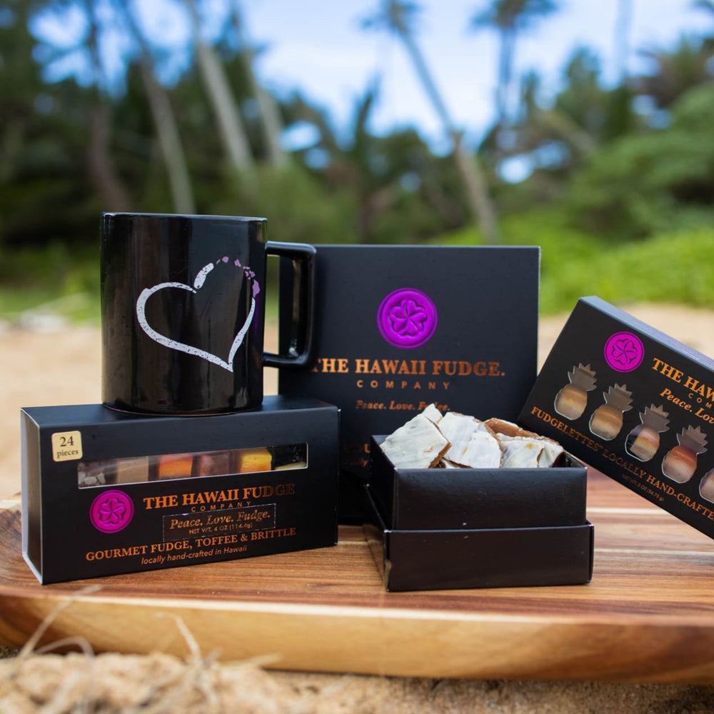 """Frozen Mantle"" - Poli'ahu - Mother's Day Gift Basket Collection - LIMITED QUANTITIES"
