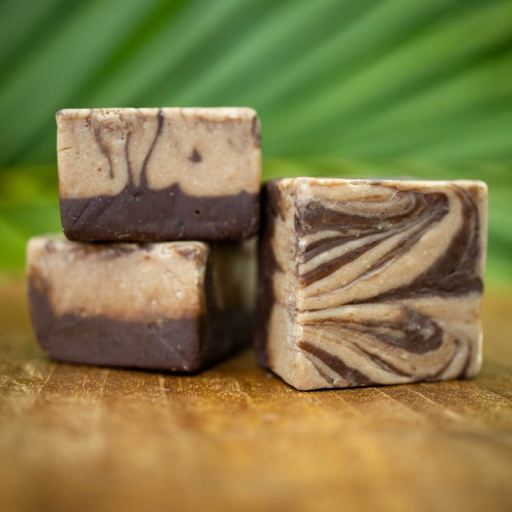 Hapa Brownie Fudge
