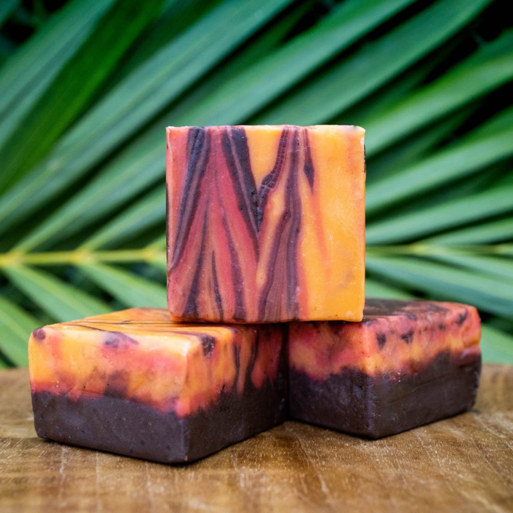 Lava Flow Fudge