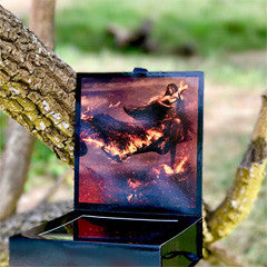 Gods of Hawaii Gift Box - Forging Fire God:  Pele