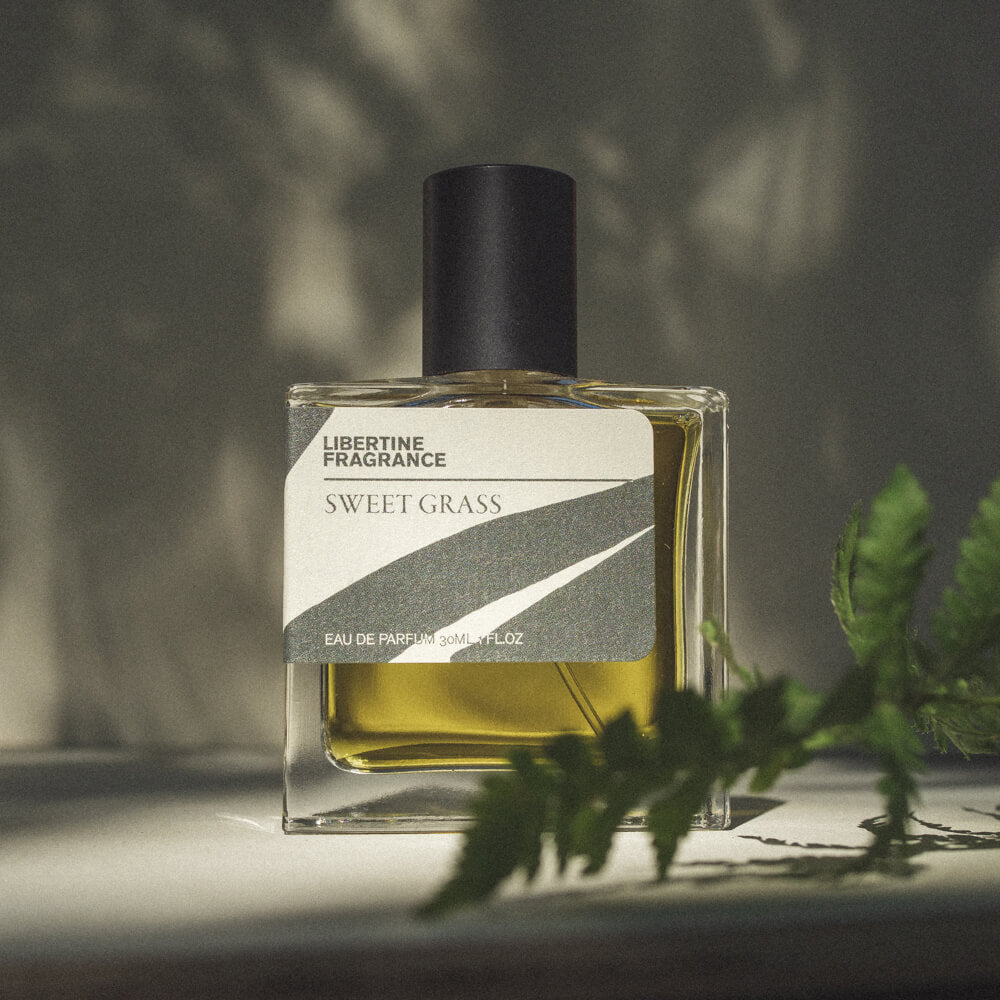 Mimosa fragrance with fern