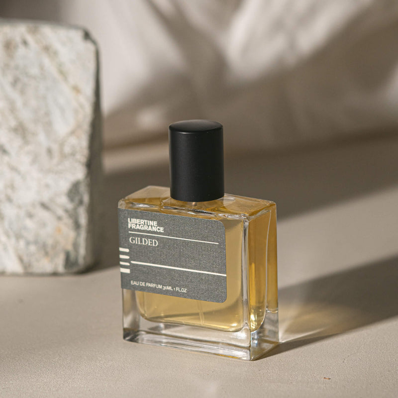 Gilded EDP- Spices, Immortelle, Incense, Brown Sugar, Light Woods