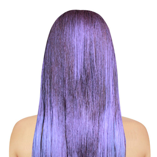 Metallic Violet Haircolor Spray