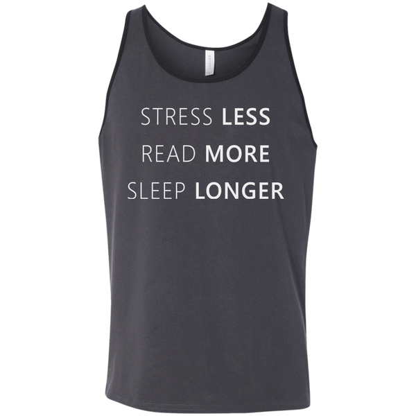 Stress Less Read More