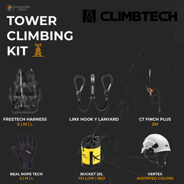 Tower Climbing Kit  | ClimbTech