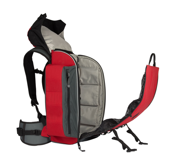 CMC RigTech Pack Red Open