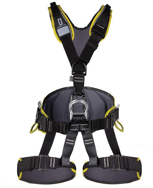 Singing Rock Expert 3D Standard Harness M/L Pacific Ropes