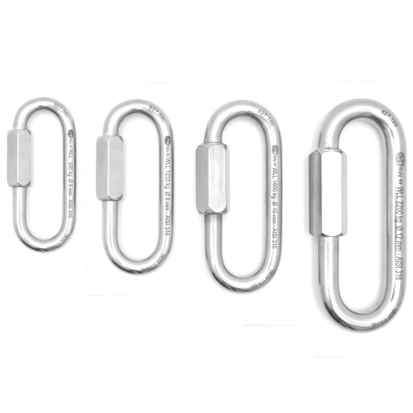 Kong Long Oval Quick Link