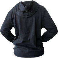 Petzl Fleece Hoody Back