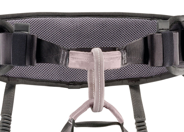 Petzl Falcon Mountain Harness Black Pacific Ropes Connection
