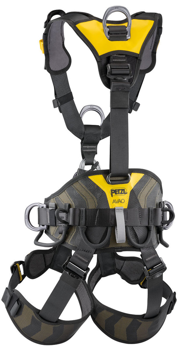 Petzl Avao BOD Fast International Harness Back