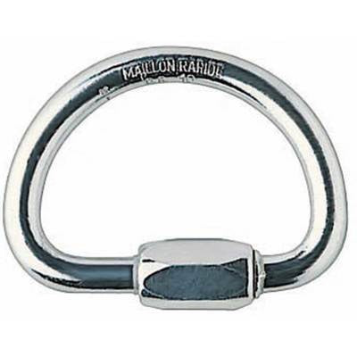 Petzl Demi Rond carabiner rope access Pacific Ropes