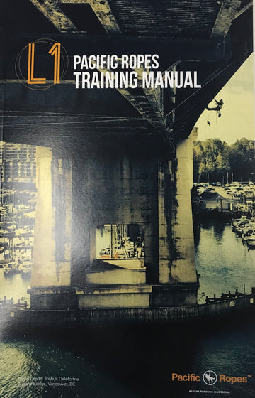 Pacific Ropes - Level 1 Training Manual