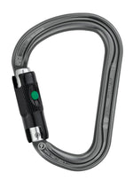 Petzl William Carabiner Ball Lock Silver Pacific Ropes